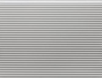 Fehér-alumínium(RAL 9006), mikrobordás, sima felület